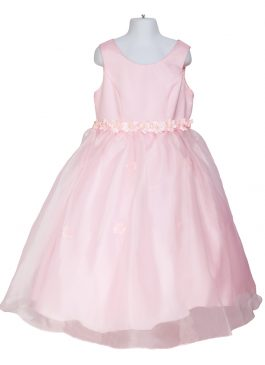 Children Formal Pink Dress 150
