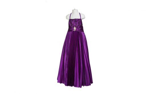 Child Formal Purple Dress 152