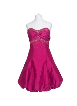 Evening Dress Fuchsia 964