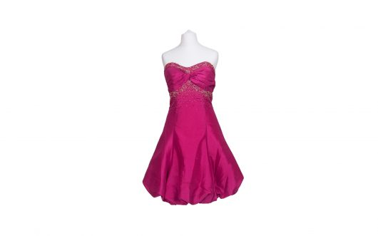 Evening Dress Fuchsia 964