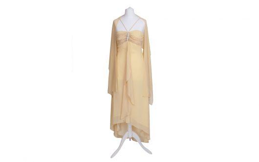 Evening Dress Banana 971