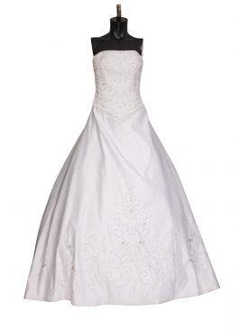 Wedding Dress 709