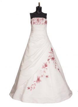 Wedding Dress 715