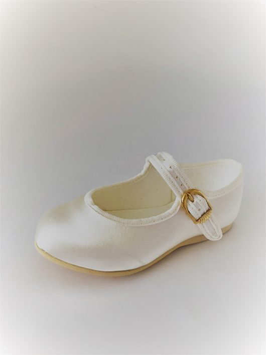 658 Children Off/White Ballets Shoes