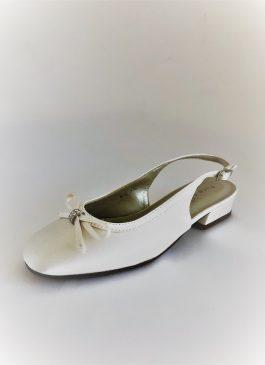 659 Children Off/White Italian Shoes