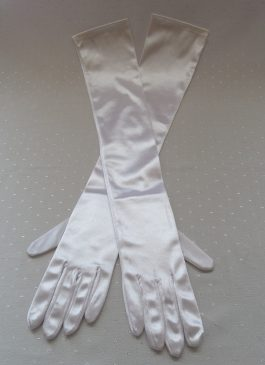 Xlong Opera Satin Gloves