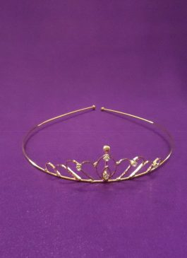 Children Princess Gold Tiara