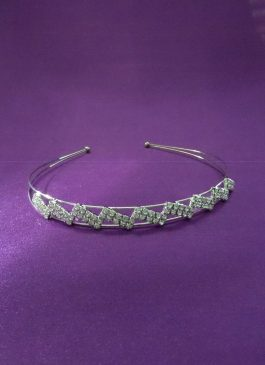 Children Silver Tiara